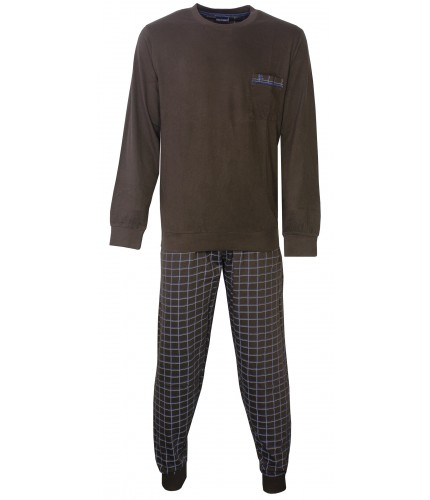 PHPYH2806B  Paul Hopkins heren Pyjama6