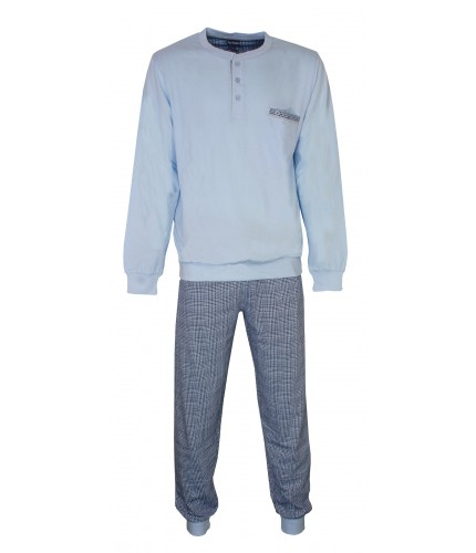 PHPYH2809A  Paul Hopkins heren Pyjama
