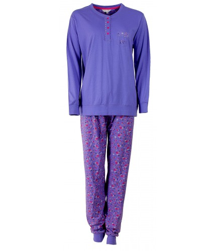 TEPYD2501A Tenderness dames pyjama
